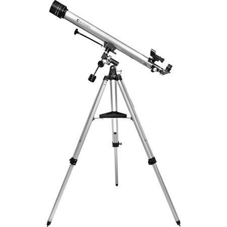 Barska Starwatcher Refractor Telescope Dot Finderscope Equatorial Mount Deepsky Astronomy Software 132 - 261