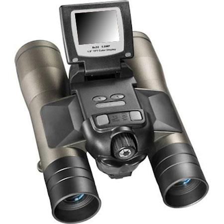 Barskamm Point N View Digital Imaging Binocular MPDigital Zoom SD Card Slot and LCD Screen 62 - 544