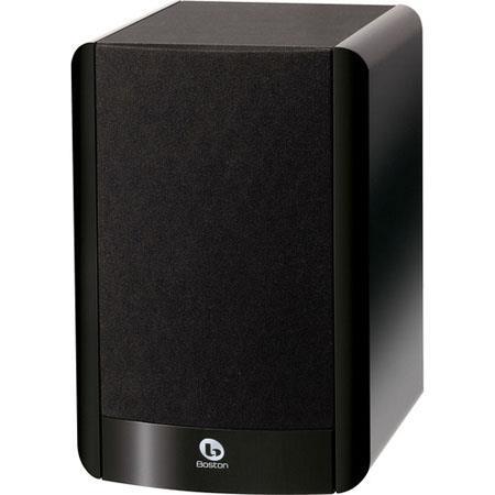 Boston Acoustics A Compact Two Way Woofer Bookshelf Speaker Gloss 280 - 86