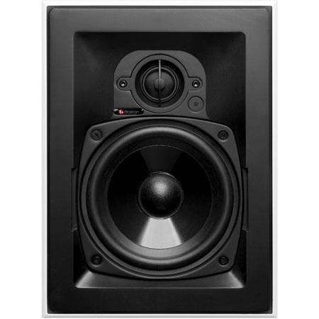 Boston Acoustics HSi Way In Wall LCR Speaker Kortec Tweeter Hz kHz Frequency Response 34 - 576