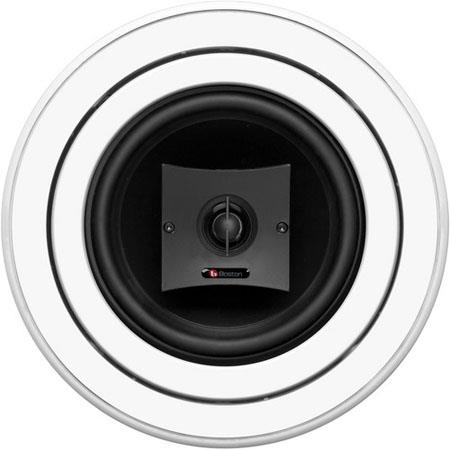 Boston Acoustics HSi Way In Ceiling Speaker Pivoting Kortec Tweeter Hz kHz Frequency Response 16 - 137