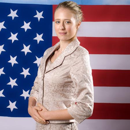 Adorama Belle Drape Scenic SeriesPainted Muslin Background Style Color American Flag This Flag measu 238 - 627