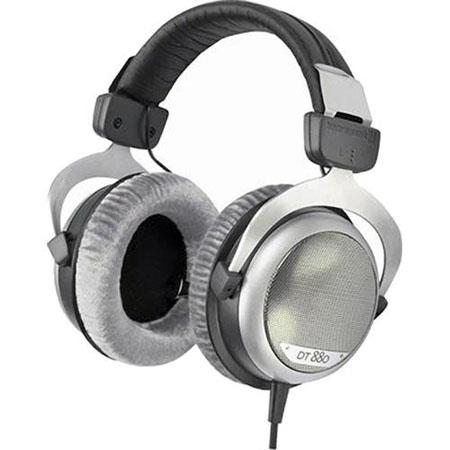 Beyerdynamic DT Premium Semi Open Stereo Studio Headphones Ohms Impedance to Hz Frequency Response 87 - 89