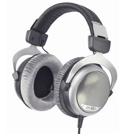 Beyerdynamic DT Premium Semi Open Dynamic Headphones Ohms Impedance to Hz Frequency Response 87 - 89