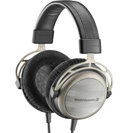 Beyerdynamic Premium Semi Open Audiophile Stereo Headphones Ohms Impedance Hz to kHz Frequency Range 165 - 126