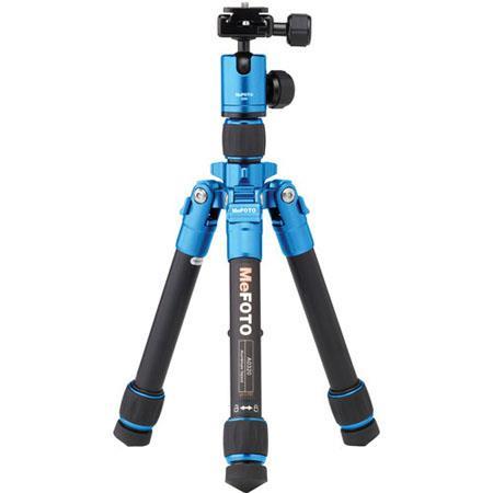 MeFOTO DayTrip Tripod Kit Blue 188 - 289