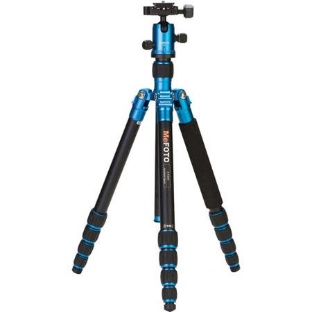 MeFoto AQ Travel Tripod Kit Blue 90 - 709