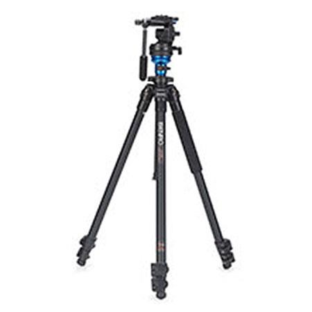Benro AFS Video Head and AL Flip Lock Legs lbs MaLoad Capacity 268 - 32