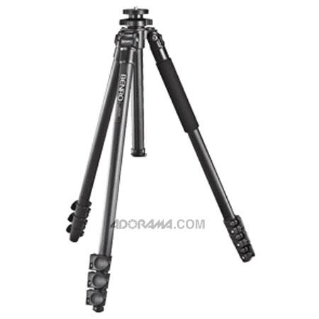 Benro CF Classic Tripod Carbon Fiber Flip Lock Legs Sections Lbs Maximum Load MaHeight Carry Case St 133 - 629
