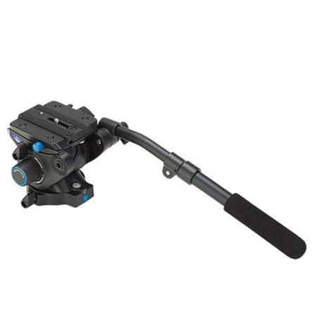 Benro S Video Head lbs MaLoad Capacity 148 - 287