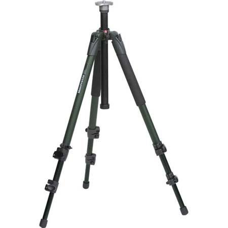 Manfrotto XV Lightweight Aluminum Tripod Supports lbs 48 - 612