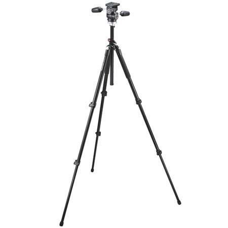 Manfrotto XPROB Tripod Kit RC Way PanTilt Head 296 - 137