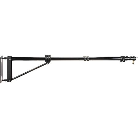 Manfrotto Wall Mounting Boom Arm Anodized Aluminum B 74 - 386