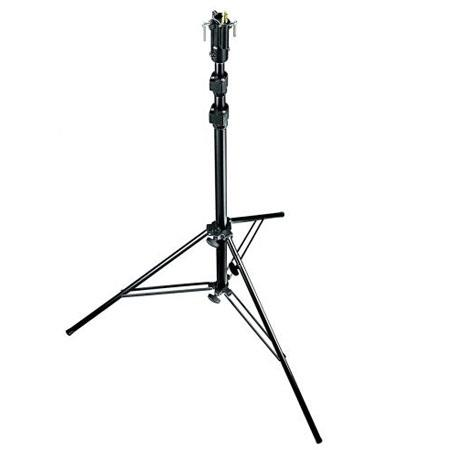 Manfrotto High Self Locking Air Damped Lightstand Sections Chrome 263 - 180