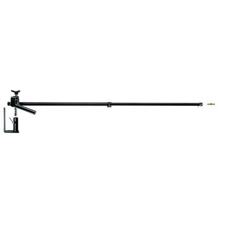 Manfrotto Auto Boom Black Anodized stand or wall mountable variable to B 249 - 563