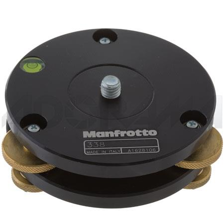 Manfrotto Leveling Head  198 - 101