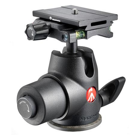 Manfrotto MGQ Hydrostatic Ball Head Q Top Lock Quick Release lbs Load Capacity 126 - 796