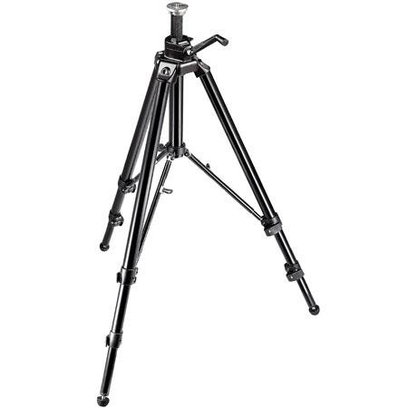 Manfrotto B Digital Pro Geared Tripod Legs Height Maximum Load lbs 64 - 764