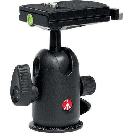 Manfrotto RC Midi Ball Head RC Rapid Connect Maximum Load lbs kg 82 - 788