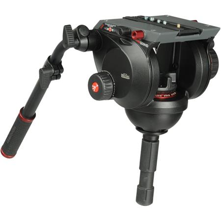 Manfrotto HD Professional Video Head lbs Load Capacity 134 - 123