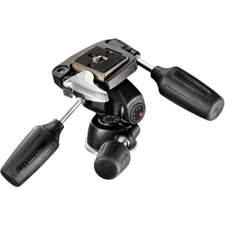 Manfrotto RC Way PanTilt Head Quick Release Supports lbs 135 - 55