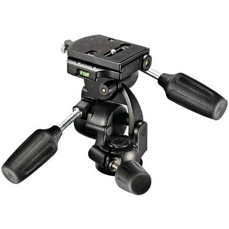 Manfrotto RC Way PanTilt Head Quick Release Supports lbs 376 - 87
