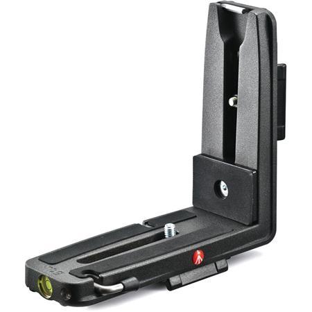 Manfrotto MSM Q L Bracket lbs Load Capacity PL QR Plate 91 - 731