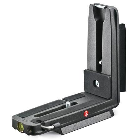 Manfrotto MSM Q L Bracket lbs Load Capacity PL QR Plate 8 - 62