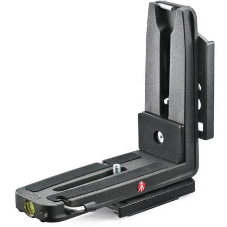 Manfrotto MSM RC L Bracket lbs Load Capacity PL QR Plate 149 - 239