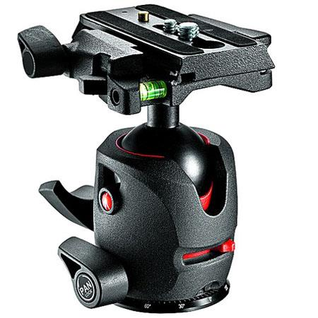 Manfrotto MHM Q Magnesium Ball Head Q Quick Release Supports lbs Smoke 98 - 422