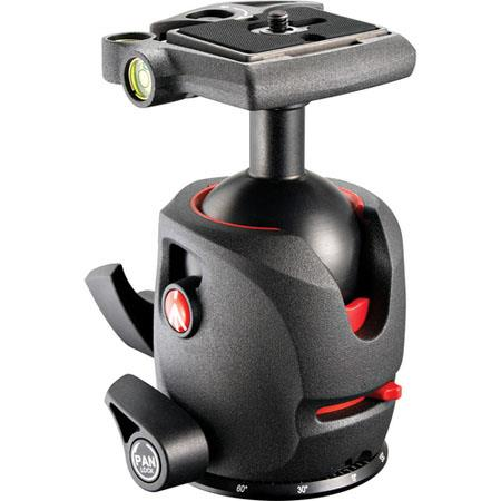 Manfrotto Magnesium Ball Head Q Quick Release Up to lbs Load Capacity 45 - 152