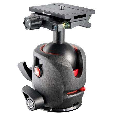 Manfrotto MHM Q Magnesium Ball Head Q Top Lock Release lbs Load Capacity 109 - 280
