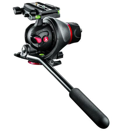 Manfrotto Mag Photo Movie Head Q Quick Release Supports lbs 128 - 474