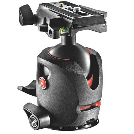 Manfrotto Magnesium Ball Head Q Quick Release Supports lbs 188 - 640