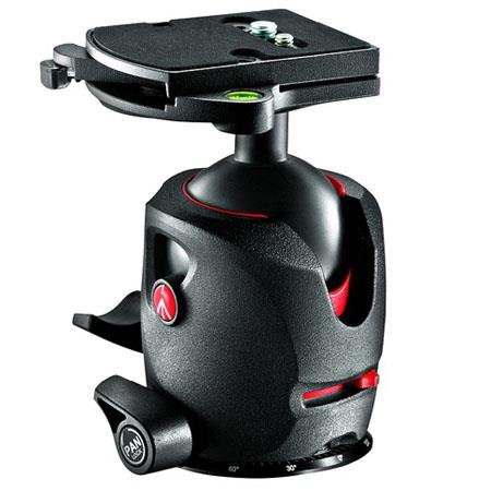 Manfrotto Magnesium Ball Head RC Quick Release Supports lbs 28 - 408