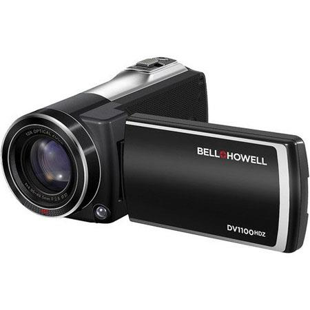 BellHowell DVOHDZ p HD Camcorder MP LCD DisplayOptical Zoom MB Internal Memory 175 - 116