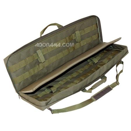 Boyt Harness TAC Soft Tactical Rectangular Grab n Run Double Rifle and Carbine Weapons Case Padlock  92 - 162