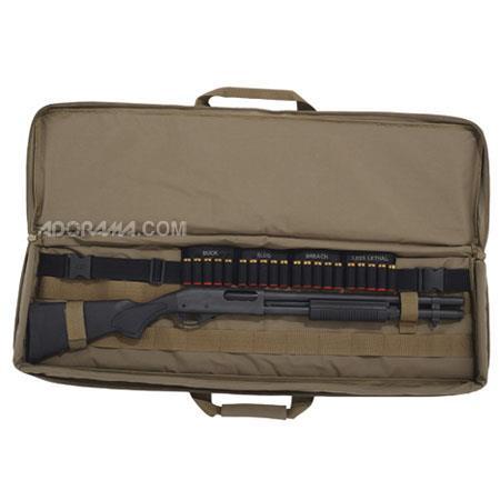 Boyt Harness TACAMS Soft Tactical Rectangular Grab n Run Shotgun Case Ammo Management System Holds a 198 - 198