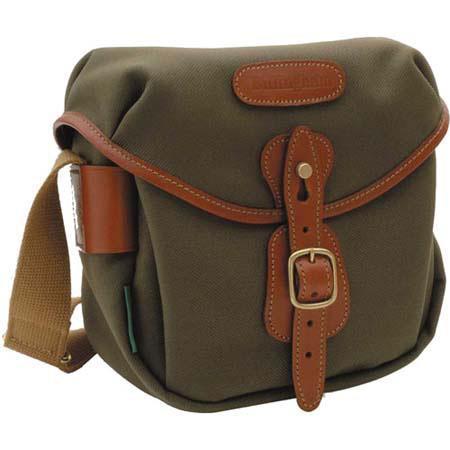 Billingham Digital Hadley Digital or Film SLR Camera Bag Bellowed Front Pocket Sage 101 - 29