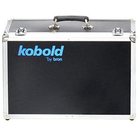 Bron Kobold ABS Laminated Plywood Carrying Case DW Open Face PAR Set 14 - 140