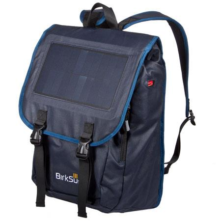 Birksun Atlas Watt Flap Front Solar Backpack Blue 75 - 461