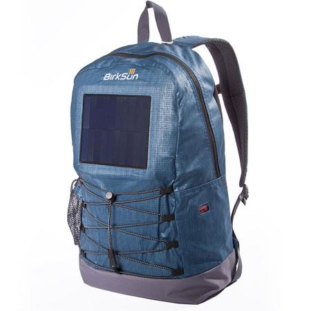 Birksun Levels Watt Solar Backpack Teal 41 - 681