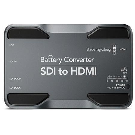 Blackmagic Design Battery Converter SDI to HDMI 105 - 45