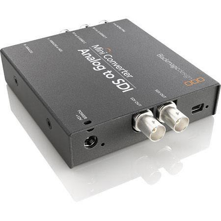 Blackmagic Design Mini Converter Analog to SDI 23 - 222