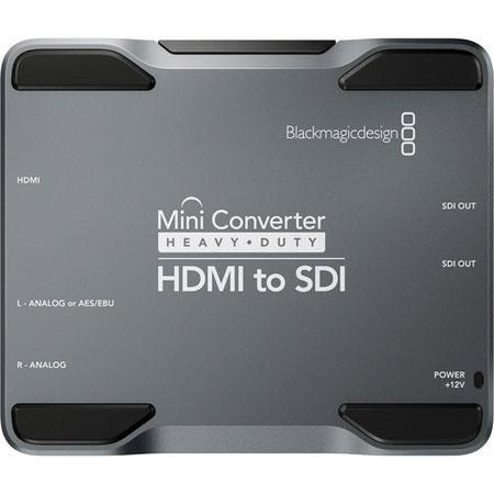 Blackmagic Design Heavy Duty Mini Converter HDMI to SDI 85 - 34