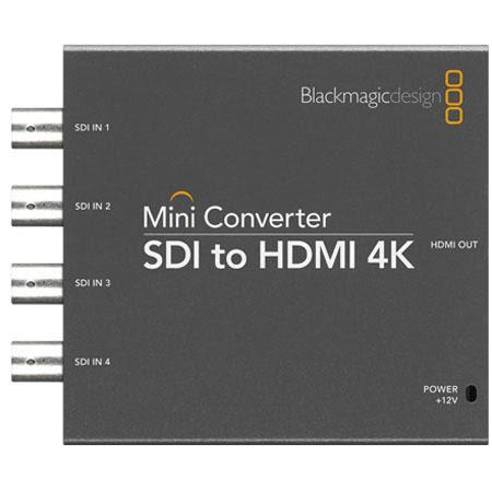 Blackmagic Design Mini Converter SDI to HDMI K 181 - 377