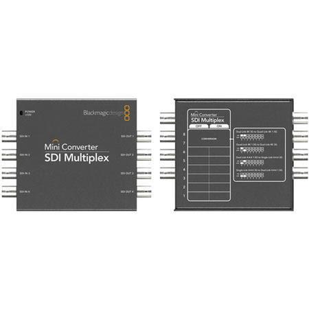 Blackmagic Design Mini Converter SDI Multiplex 71 - 680