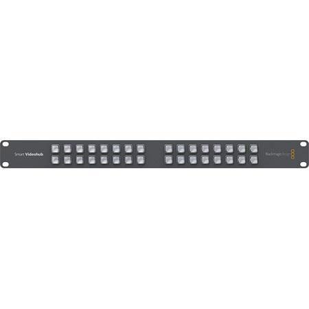 Blackmagic Design Smart Videohub Broadcast Grade Routing Switcher Up to Inputs Outputs Deck Control  179 - 597