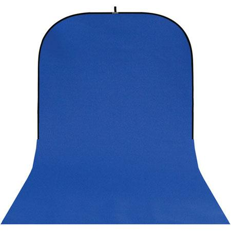 BoteroSuper Collapsible Background Chroma Key Blue 124 - 356