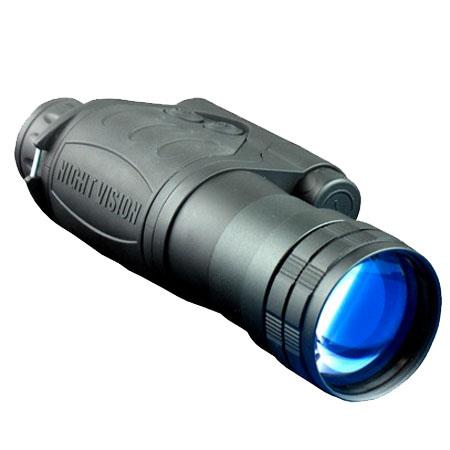 Bering Optics PolarisGen I Night Vision Monocular Exit Pupil Diameter Eye Relief Distance 130 - 155